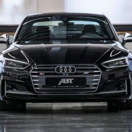The 425 HP ABT Audi S5
