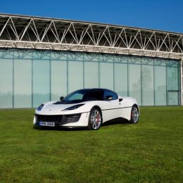 Unique Lotus Evora Sport 410 honours iconic Esprit S1