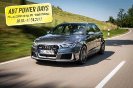 ABT Sportsline 2017 Power Days