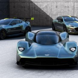 AMR - Taking Aston Martin To New Extremes