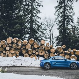 Alpine A110 Set For UK Debut At 2017 London Motor Show