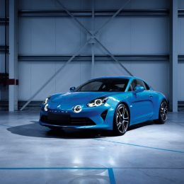 Alpine Reveals The First Images Of Its New A110 Production Car