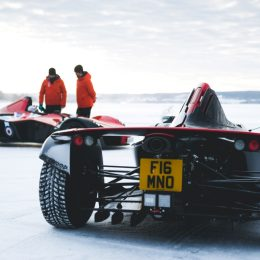 BAC Mono Supercars Hit The Ice In Sweden With Inaugural Mono Ice Driving Experience