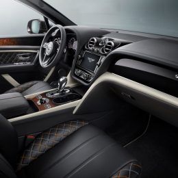 Bentley Introduces The Bentayga Mulliner Luxury SUV