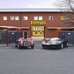 Ferrari's 70th Anniversary Celebrations Get Underway