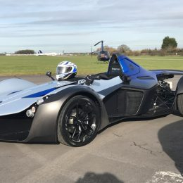 H.R. Owen Delivers First BAC Mono To Customer From Ecurie Dealership