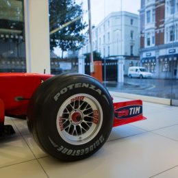 H.R. Owen Set To Put Schumacher F1 Replica Car Back On The Road