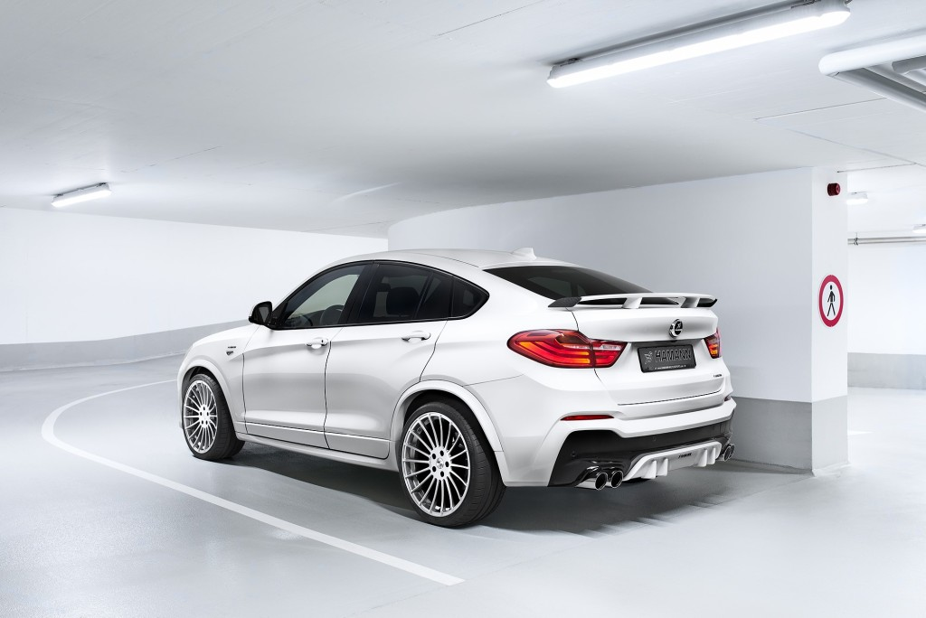 Hamann Establishes The BMW X4 M40i As A Star