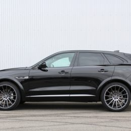 Hamann Sharpens The Claws Of The Jaguar F-Pace