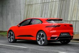 Jaguar I-Pace – The Future Of Electric Motoring Hits The Streets
