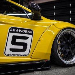 Liberty Walk To Showcase Its Creations At 2017 London Motor Show