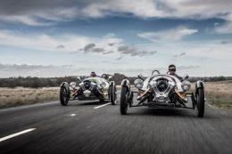 London Morgan The Latest Big Name On 2017 London Motor Show Exhibitor List