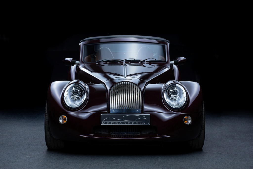 Morgan The Latest Big Name On 2017 London Motor Show Exhibitor List