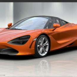 McLaren configurator_720S