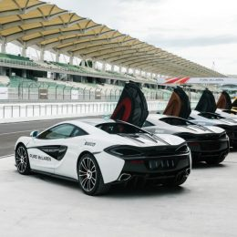 McLaren Race Academy