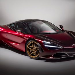 The McLaren 720S Velocity By McLaren Special Operations