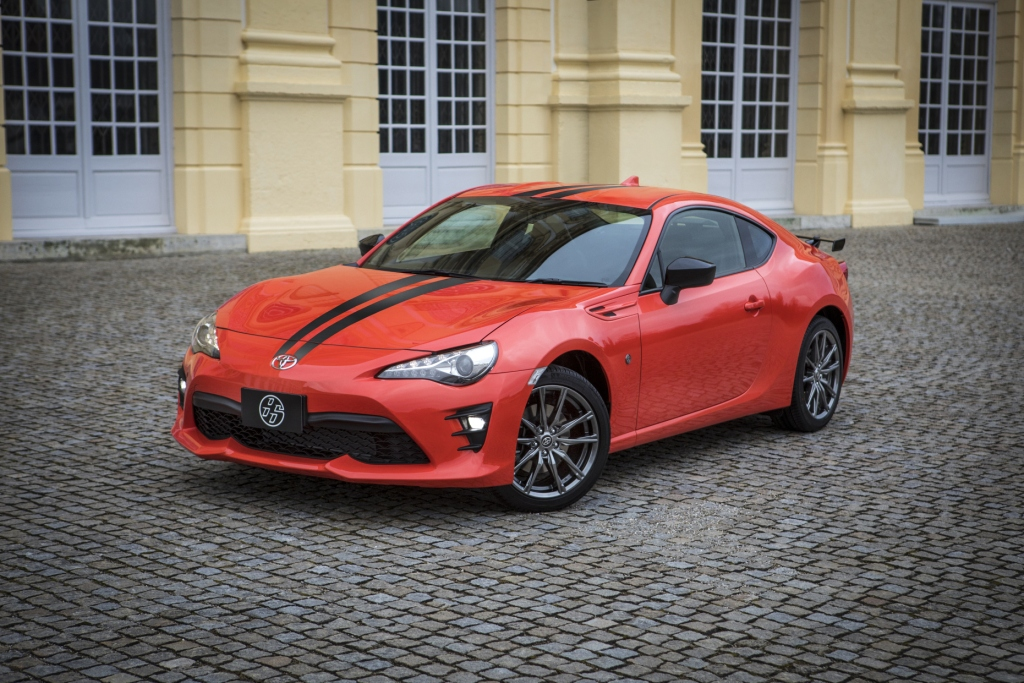 Toyota Injects Style And Technology In 2017 Toyota 860 Special Edition