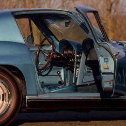 1967 Chevrolet Corvette Coupe 427 435 HP