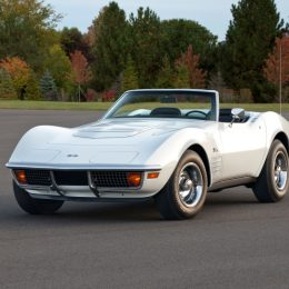 1972 Chevrolet Corvette Stingray Coupe