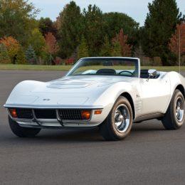1972 Chevrolet Corvette Stingray Coupe