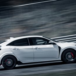 2017 Honda Civic Type R Sets New Front-Wheel Drive Lap Record At Nürburgring