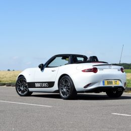 BBR Launches Stunning Mazda MX-5 ND Stage 1 Turbo Upgrade
