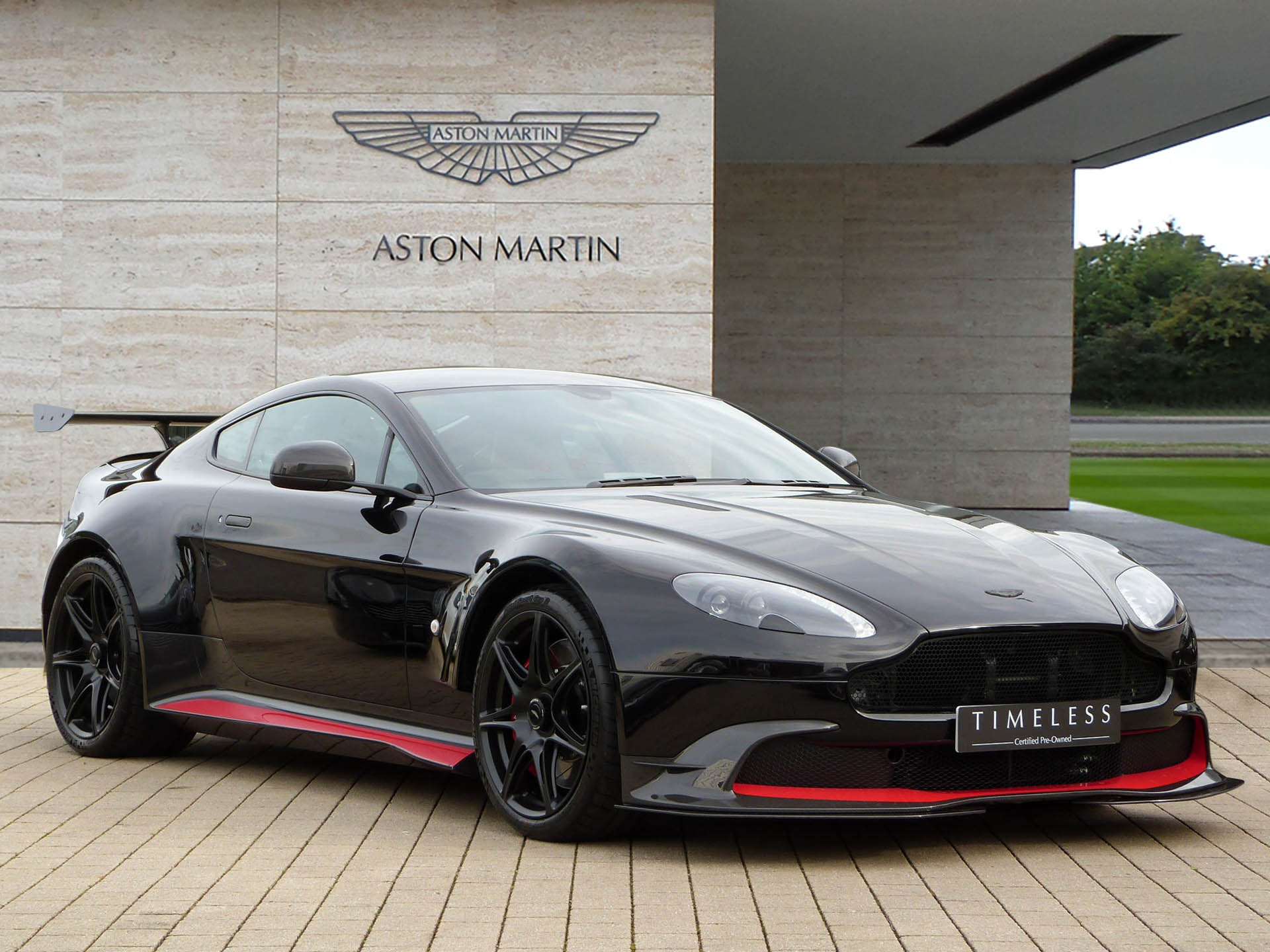 H.R. Owen Lists Another Ultra-Rare Aston Martin