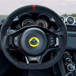 Lotus Evora Sport 410 GP Edition Salutes US Launch