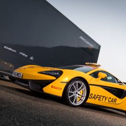 McLaren Sports Series Confirmed As The British GT Safety Car