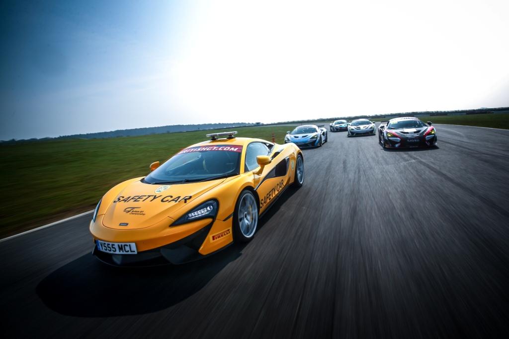 Dean Team Hyundai >> McLaren Sports Series Confirmed As The British GT Safety Car
