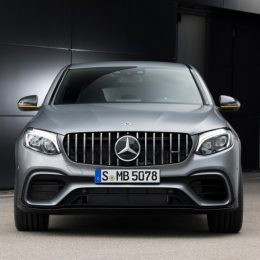 Mercedes-AMG GLC 63 Coupe Edition