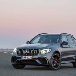 Mercedes-AMG GLC 63 S 4MATIC+, 2017