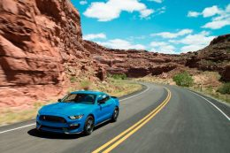 Ford Extends Shelby GT350 And GT350R Mustang Availability To 2018 Model Year