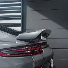 TECHART GrandGT Based On The Porsche Panamera