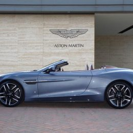 The Vanquish Volante AM37 Edition by Q