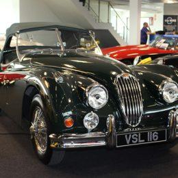 1955 Jaguar XK140 SE