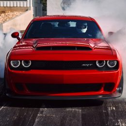 2018 Dodge Challenger SRT Demon Unleashes Full Power For $1