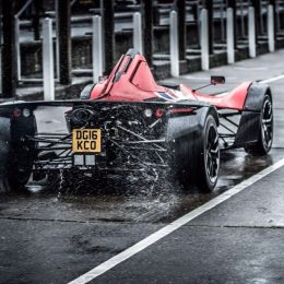 BAC Isle Of Man Special Mono Experience Weekend
