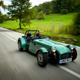 Caterham Expands Its Global Presence With Latin American Distributor
