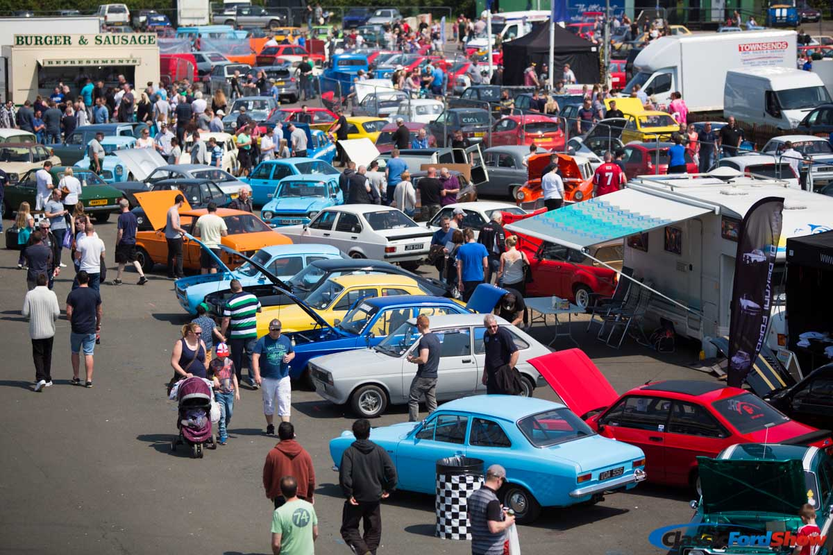 Countdown Begins To The Classic Ford Show 2017