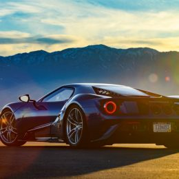 How Ford Created The GT Supercar To Test Technologies For Tomorrow's Vehicles