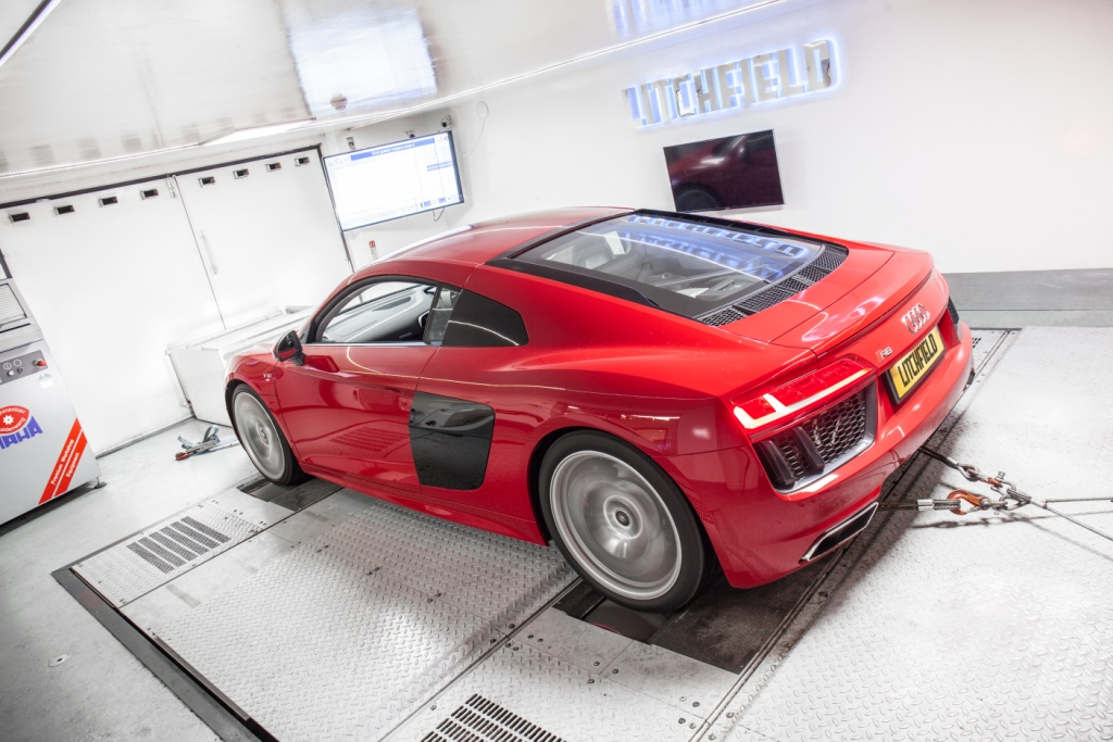 Litchfield Unveils Raft Of Tuning Solutions For Audi R8 V10 2015