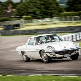 Mazda Launched Rotary-Powered Cosmo 50 Years Ago