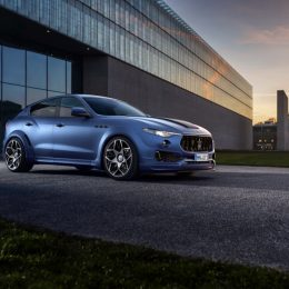 NOVITEC ESTESO Based On The Maserati Levante