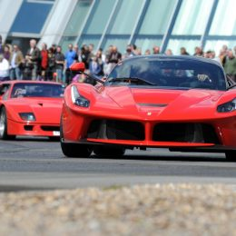 Supercar Sunday At Brooklands Museum