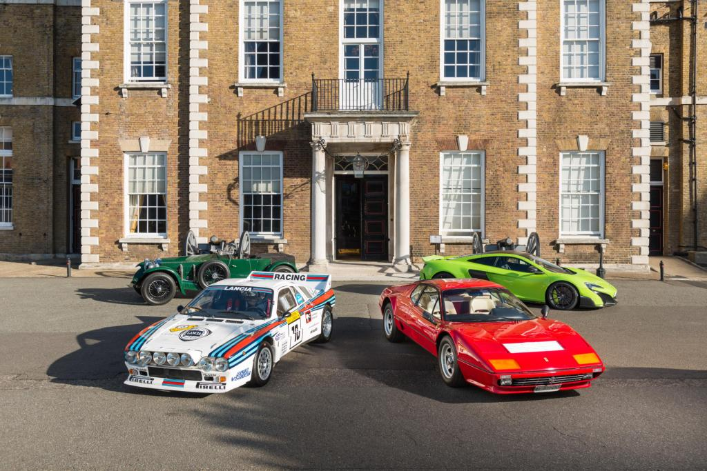 Supercars And Luxury In London's Brand New City Concours
