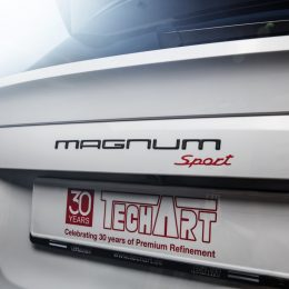 TECHART Porsche Cayenne Magnum Sport 30 years