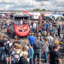 The Fast Car Festival Returns To Donington Park On Sunday 2nd July 2017