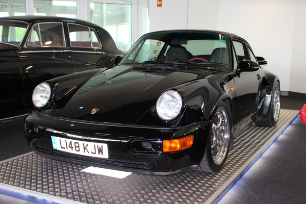 The Porsche 911 S Turbo Leicthbau