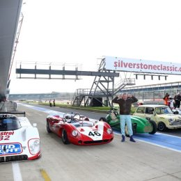 Vote Now In Special Silverstone Classic Engine 'Sound Off'
